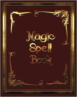 Magic Spells Book