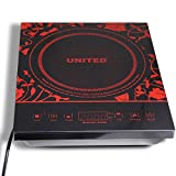 United Radiant Cooktop 2000W (All Utensils Use able)