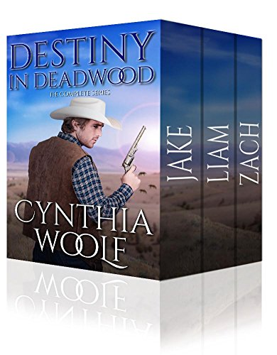 Destiny in Deadwood: The Complete Series cover
