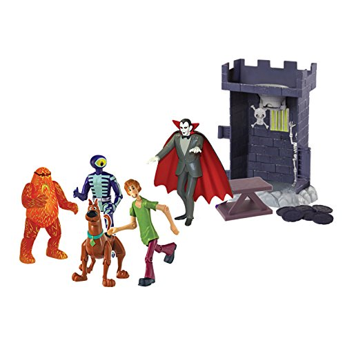 Scooby Doo Fiendish Foes Mystery Set