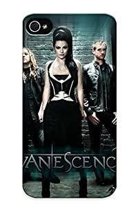 Freshmilk High Quality Amy Lee Evanescence Case For Iphone 4/4s / Perfect Case For Lovers