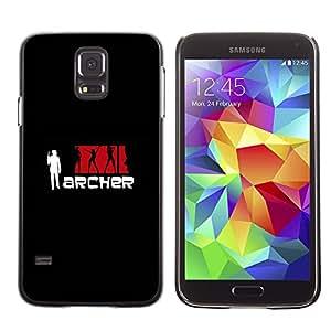 Stuss Case / Funda Carcasa protectora - Archeer - Samsung Galaxy S5