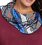 Happy Sailed Women Long Sleeve Cowl Neck Form