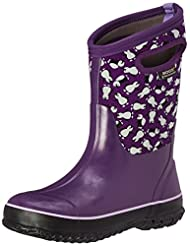 Bogs Muck Boots Girls Kids Classic Penguin Pull On Waterproof 71995