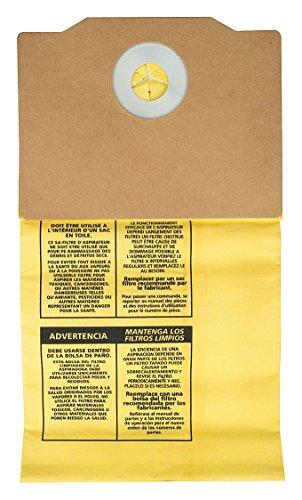 Dayton Filter Bag, 5PK - 4TR17