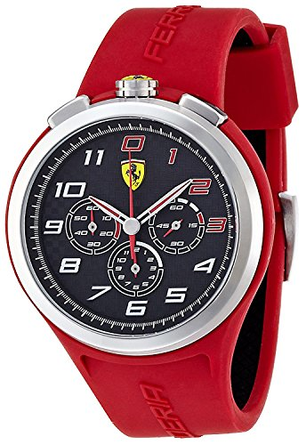 Scuderia Ferrari Watch READY-SET-GO 0830101 Men's [regular imported goods]