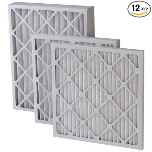 22 x 22 x 2 Merv 8 Furnace Filter 12 Pack