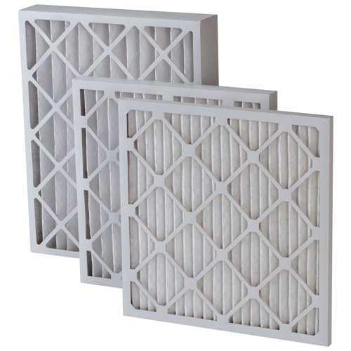 12 x 25 x 2 High Capacity Merv 8 Furnace Filter 12 Pack by Clear the air