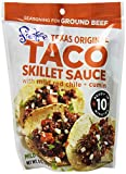 Frontera, Skillet Sauce with Mild Red Chile And Cumin, 8-Ounce (Pack of 6)