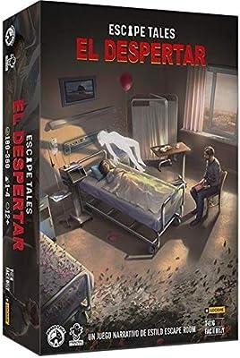 Escape Tales El Despertar - Juego de Mesa [Castellano]: Amazon.es: Juguetes y juegos