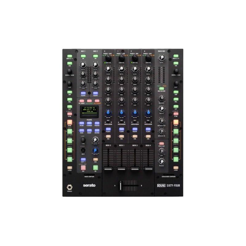 Rane Sixty-Four 4 channel Serato DJ Mixe