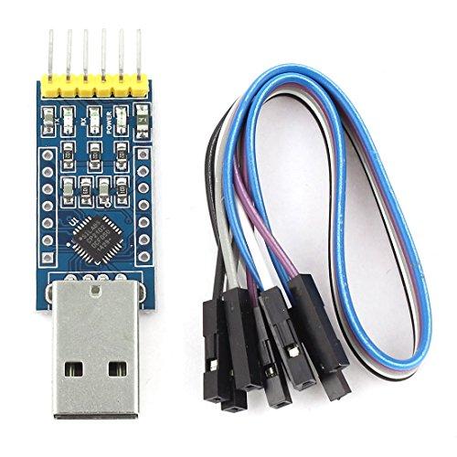 Uxcell CP2102 Module Converter Adapter