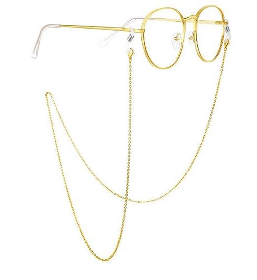 Ericotry - Cadena para Gafas de Sol, Correa para el Cuello ...