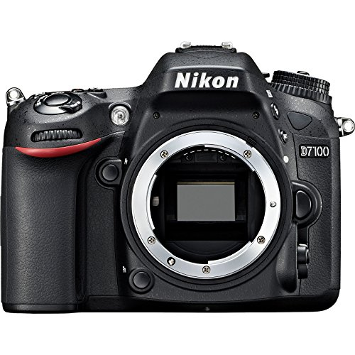 Nikon D7100 Digital SLR Camera Body - (Certified Refurbished)