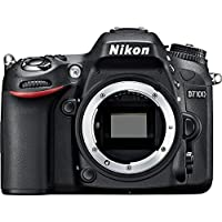Nikon D7100 Digital SLR Camera Body - (Certified Refurbished)