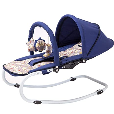 522f99dd8 Image Unavailable. Image not available for. Color  Yunfeng Baby Bouncer  Chairs and Rockers Music Rocking Rocking Chair Newborn Baby Soothing ...