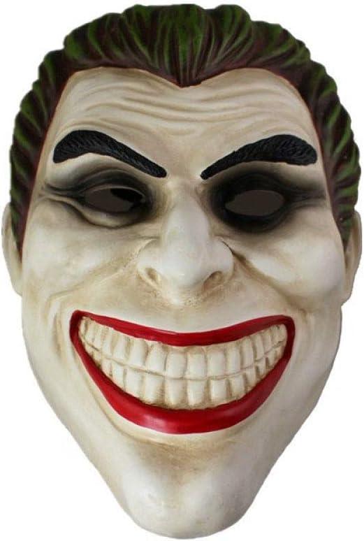 Resina De Alto Grado Payaso Batman Dark Knight Joker Adulto Manual ...