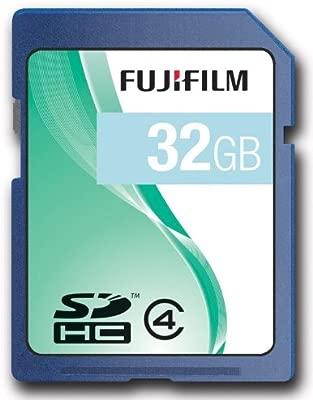 Fujifilm SDHC 32 GB tarjeta de memoria Clase 4 Para Samsung ...
