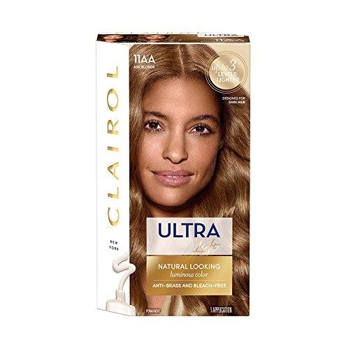 Clairol Nice 'n Easy Ultra Lift, 11AA Ash Blonde