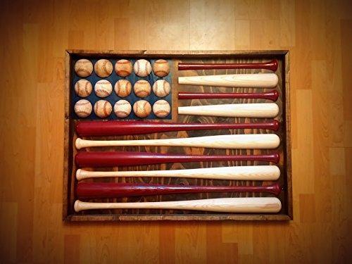 DIY Baseball Bat American - Flag Diy American