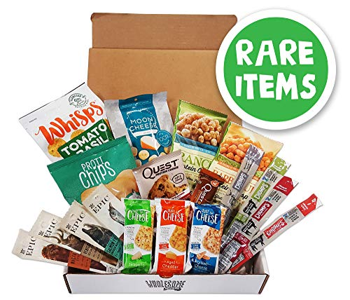 10 best snack box low carb