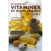 Guide vitamines et supplements