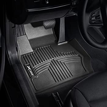 Amazon Com Bmw All Weather Front Rubber Floor Liner Mats
