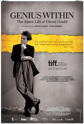 Genius Within: The Inner Life of Glenn Gould POSTER Movie (11 x 17 Inches - 28cm x 44cm) (2009) (Canadian Style A)