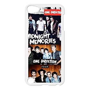 Custom High Quality WUCHAOGUI Phone case One Direction Music Band Protective Case FOR Ipod Touch 5 - Case-16