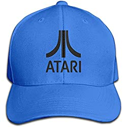 2016 Solid Color Atari Trendy Trucker Hats
