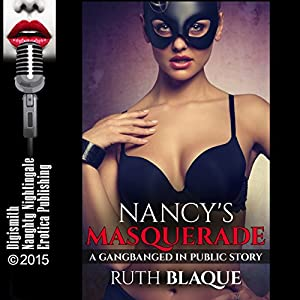 Nancy's Masquerade Audiobook