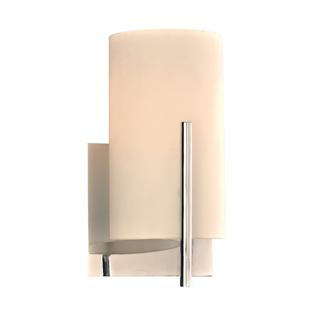 PLC Lighting 7587PC 1 Light Veneto Collection Wall Sconce