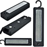 Saydu Tech LED Work Light - Built-in Magnet - Batteries Included - Ultra Bright LEDS 72 - Lifetime Warranty