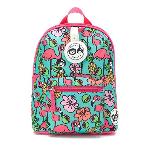 Babymel Kids Children's Backpack, FLAMINGO, MINI