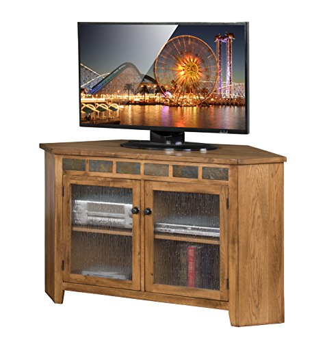55 corner tv console - 3
