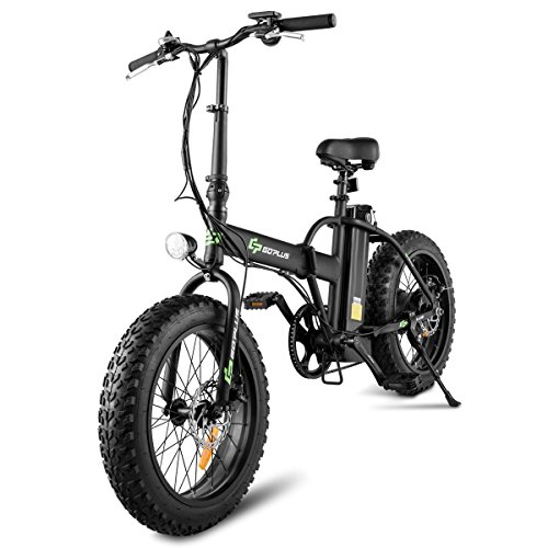 Goplus Folding Electric Bicycle