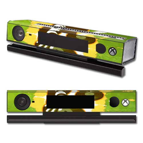 Mightyskins Protective Vinyl Skin Decal Cover for Microsoft Xbox One Kinect wrap sticker skins Sonic Dj