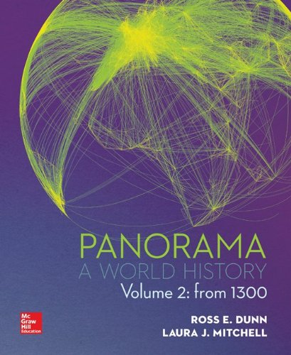 Panorama Volume 2 with Connect 1-Term Access Card by McGraw-Hill Education