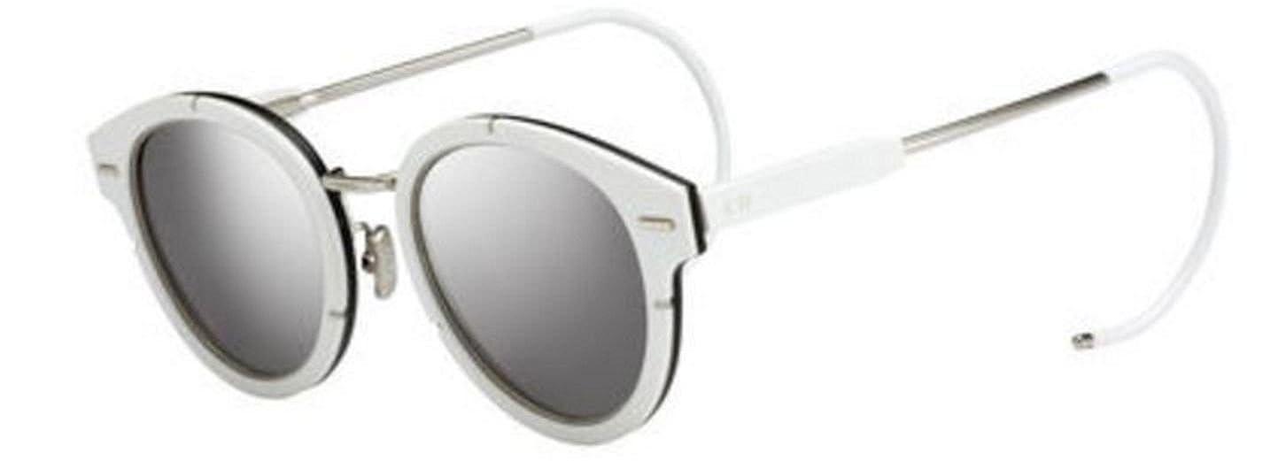 015fc2a813c09 Amazon.com  New Christian Dior Magnitude 01 S83 DC Palladium White Silver  Sunglasses  Clothing