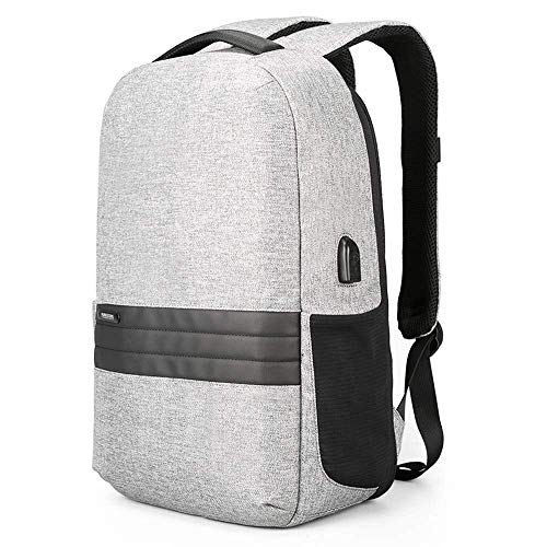 cf58dcebeb Kingsons Anti Theft Travel Backpack 15.6 inches Lightweight Men's Casual  Daypack for Business Laptop Backpack USB