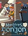 Premiers romans - Série Mystère au Donjon par MDI