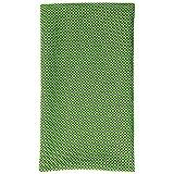 Fiber Print Pattern,Green - Athletic Towel