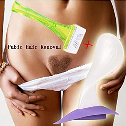 Female pubic shaving and sex