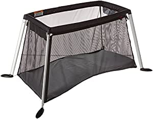 phil&teds Portable Traveller Crib, Black