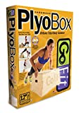 GoFit High Wooden Plyo Box - 24 Inch Plyometric