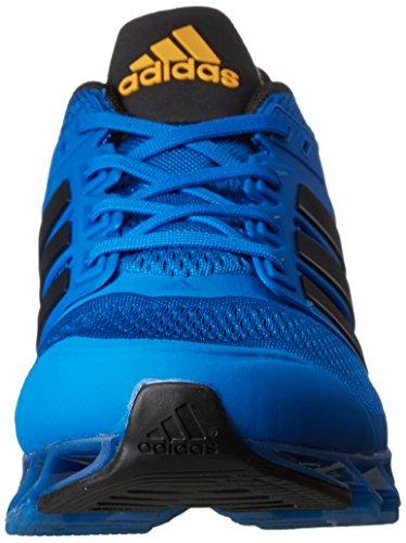 Adidas Performance Mens Springblade Drive M Scarpa Da Corsa Blu Beauty / Nero / Arancio Neon