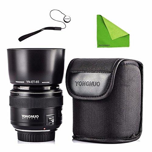 YONGNUO YN85mm F1.8 Lens AF / MF Standard & Medium Telephoto