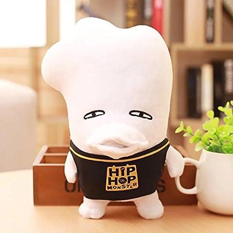 Nemoyard BTS Kpop Bangtan Boys Funny HipHop Monster Character Cute Plush Doll (Rap Monster, (Bts Army)
