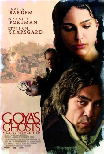 Goya's Ghosts POSTER Movie (27 x 40 Inches - 69cm x 102cm) (2007)