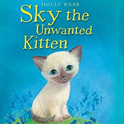 Sky the Unwanted Kitten